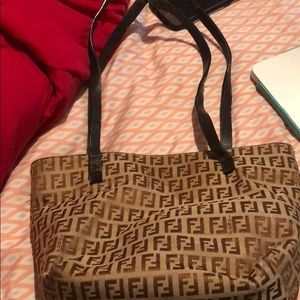 Authentic Vintage Fendi Bag